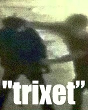 trixet film grain